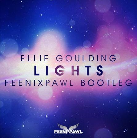 Ellie goulding burn (at dawn we rage light it up remix) [free.
