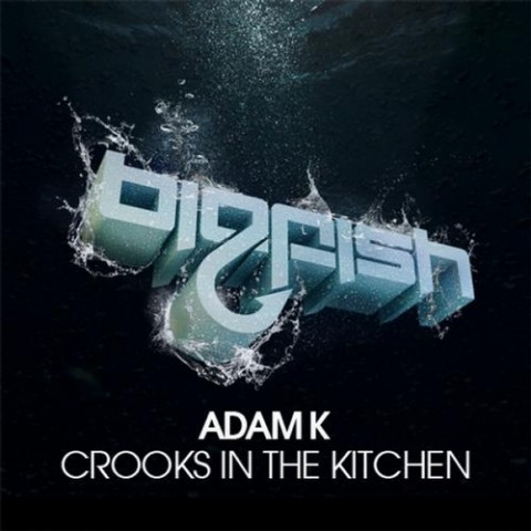 Adam K Crooks in the Kitchen