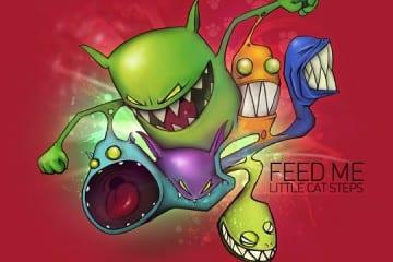 Feed Me - Little Cat Steps [Mau5trap]