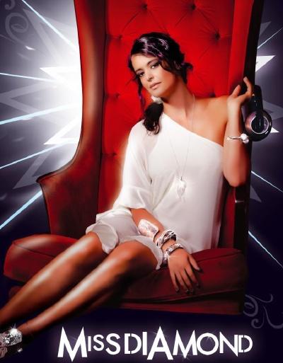 DJ Mag top 100 Miss Diamond