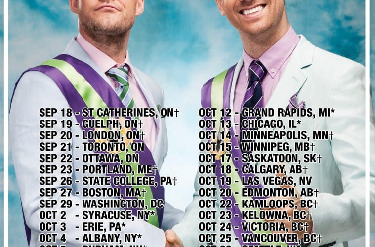 Dada Life announces new North America tour Dada Land (Ticket sales live)