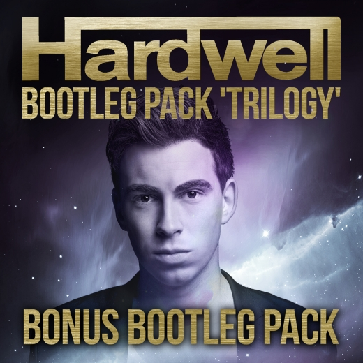 Hardwell gives out 3 bootleg packages for reaching 300K
