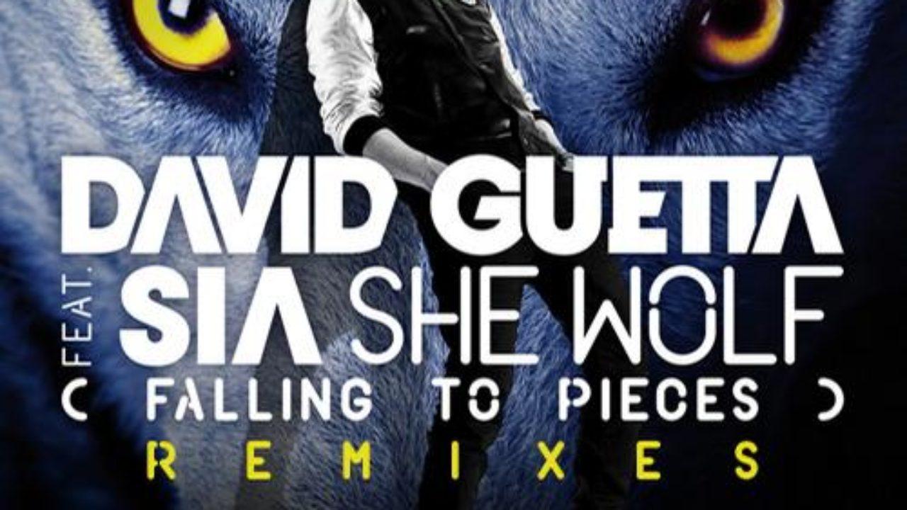 David Guetta feat  Sia - She Wolf (Falling To Pieces