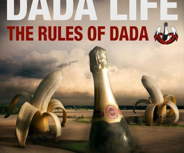 "Dada Life will be releasing album ""The Rule Of Dada"" on October 16th"