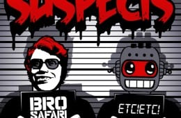 Bro Safari ETC!ETC! Suspects