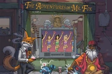 Koan Sound - The Adventures of Mr Fox EP