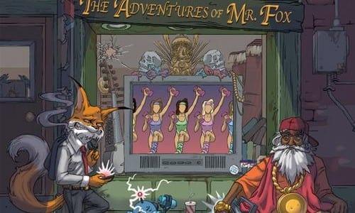 Koan Sound - The Adventures of Mr Fox EP