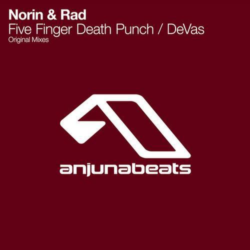 Norin & Rad - Five Finger Death Punch / DeVas [Anjunabeats]