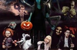Whiiite Presents Halloween