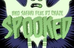 Bro Safari DJ Craze Spooked