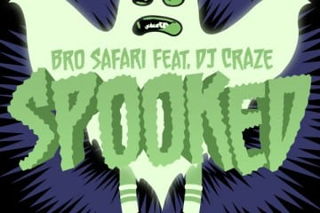 Bro Safari DJ Craze Spooked