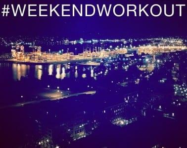 Felix Cartal Weekend Workout: Episode 032
