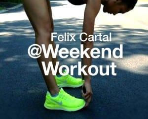 Felix Cartal Weekend Workout Episode 33