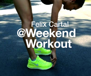Felix Cartal Weekend Workout Episode 33