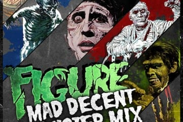 Figure Mad Decent Monster Mix