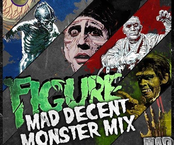 Figure Mad Decent Monster Mix