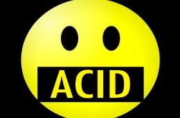 David Heartbreak Gives You Acid