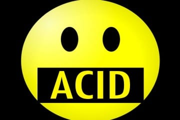 David Heartbreak Gives You Acid