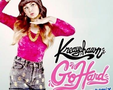 Kreayshawn Go Hard Valentino Khan Remix