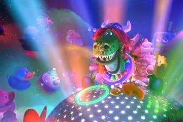 Disney Embraces EDM with Partysaurus Rex and BT Soundtrack