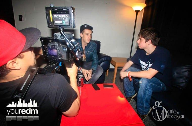 Nicky Romero Interview