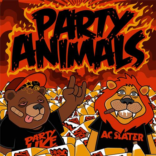 AC Slater Party Animals EP