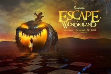 Laidback Luke Live @ Escape from Wonderland
