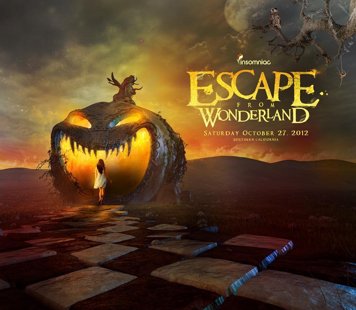 Laidback Luke Live @ Escape from Wonderland