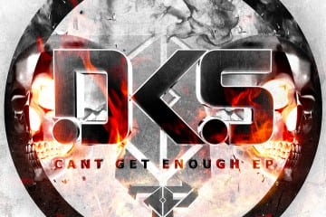 DKS Can't Get Enough EP [Firepower Records]