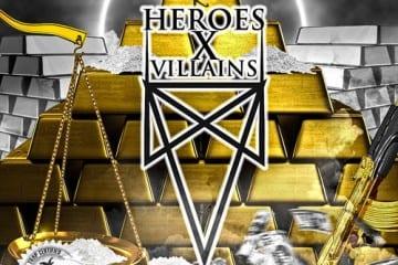Heroes x Villains - Run The Trap EP