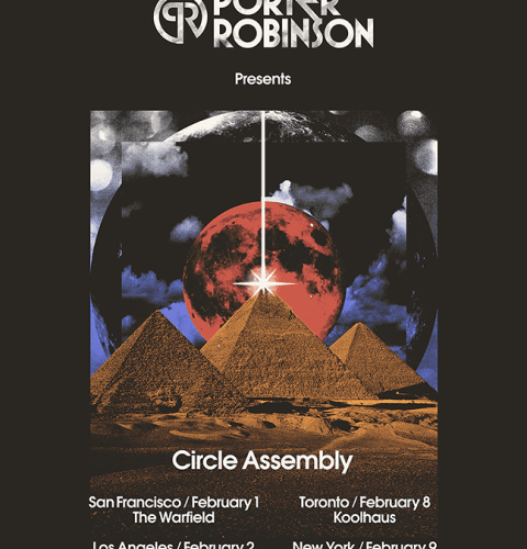 Porter Robinson Circle Assembly Tour