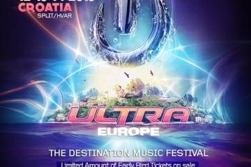 Ultra Music Festival Europe