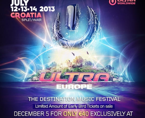 Ultra Music Festival Europe