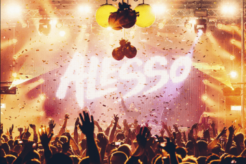 Alesso's BBC Radio 1 Exclusive New Years Eve 2013 Mini Mix & Download Link