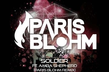 Amba Shepherd - Soldier (Paris Blohm Remix)