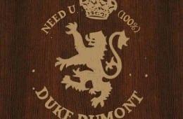 Duke Dumont - Need You (100%)