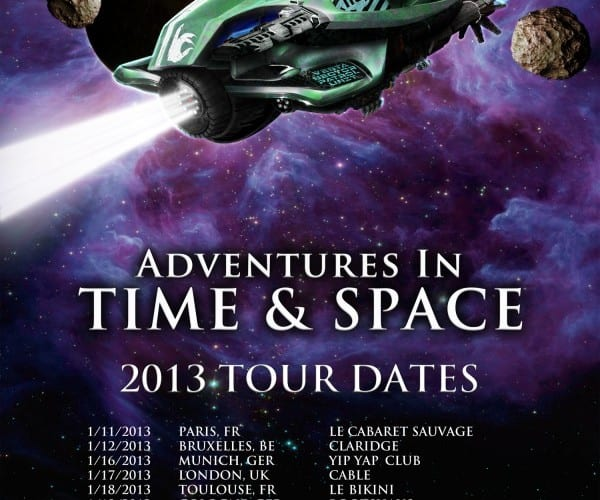 Figure - Adventures in Time and Space 2013 Tour