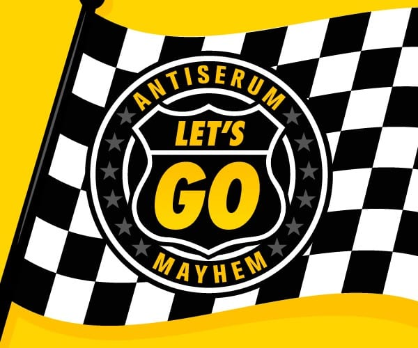Mayhem & Antiserum - Let's Go