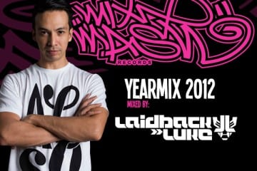 Mixmash Records Yearmix 2012 [Mixed by Laidback Luke]