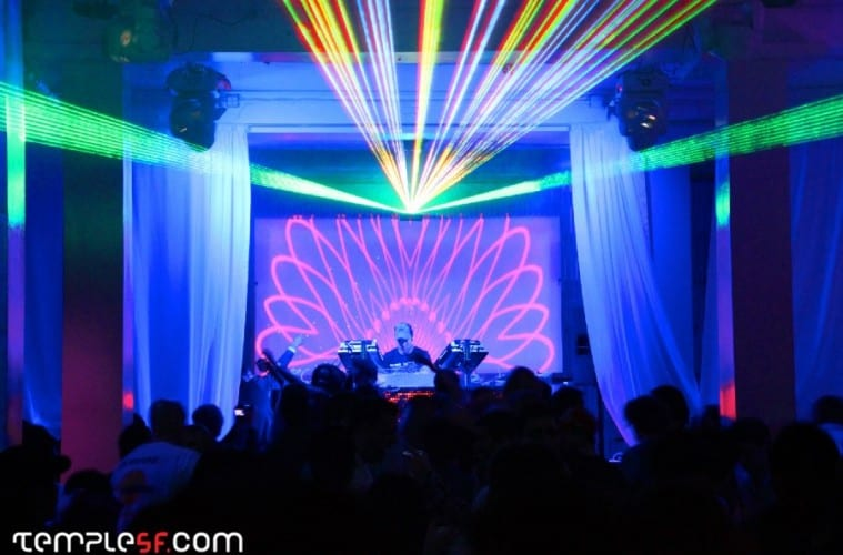Revolvr, Temple Nightclub