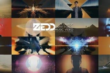 Zedd feat. Foxes - Clarity (Official Video)