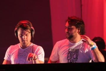 Axwell & Sebastian Ingrosso - We Came, We Raved, We Loved [Live Preview]