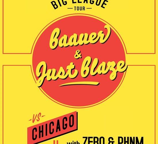 Baauer Just Blaze The MID Chicago