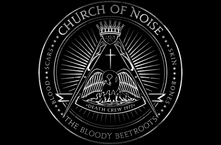 Bloody Beetroots Church of Noise