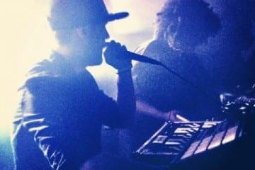 Candyland performing live