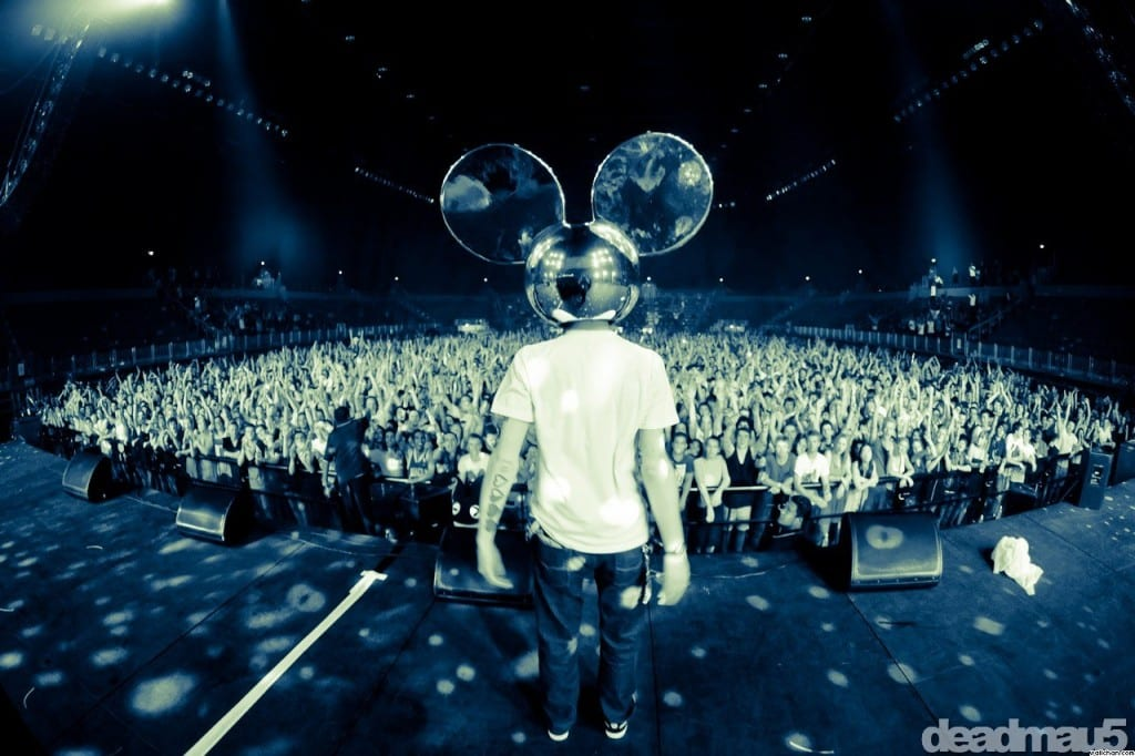 Deadmau5 - Meowingtons Hax 2k11 TORONTO (Full Video & Set)