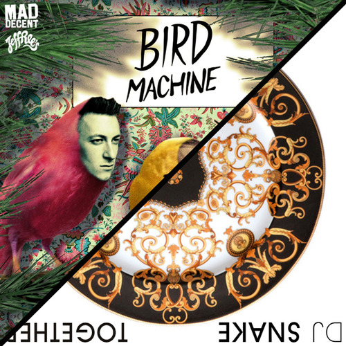 DJ Snake - Bird Machine/Together