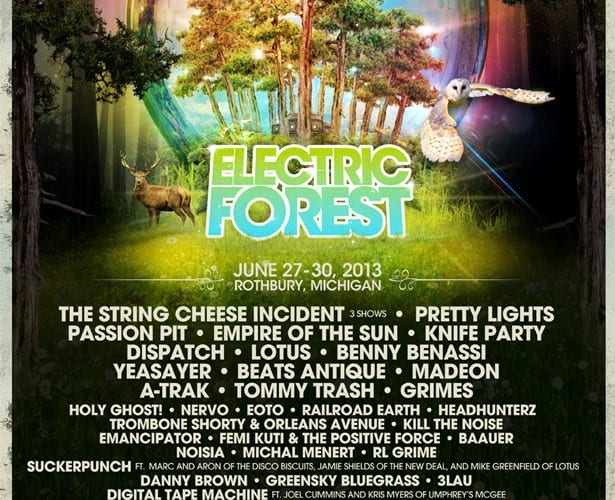 Electric Forest Insomniac