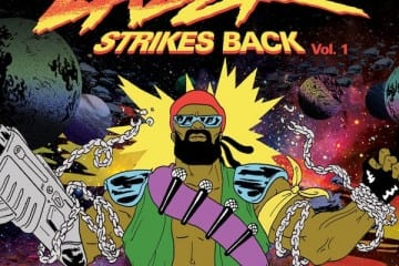 Major Lazer - Lazer Strikes Back Vol 1
