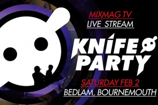 Knife Party Live Knife Party Streaming Live